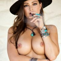 Playmate Chelsie Aryn nude – Once Upon a Time in The West