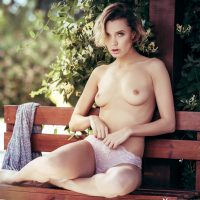 Chucha fresh beginnings nude outdoors